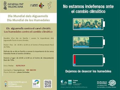 Eventos: Parques Naturales de la CV