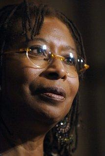Alice Walker. Director of The Color Purple