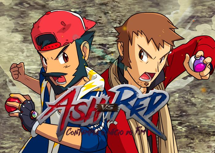 Ash vs Red (PC)
