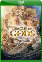 Liga de Los Dioses (League of Gods) (2016) DVDRip Latino