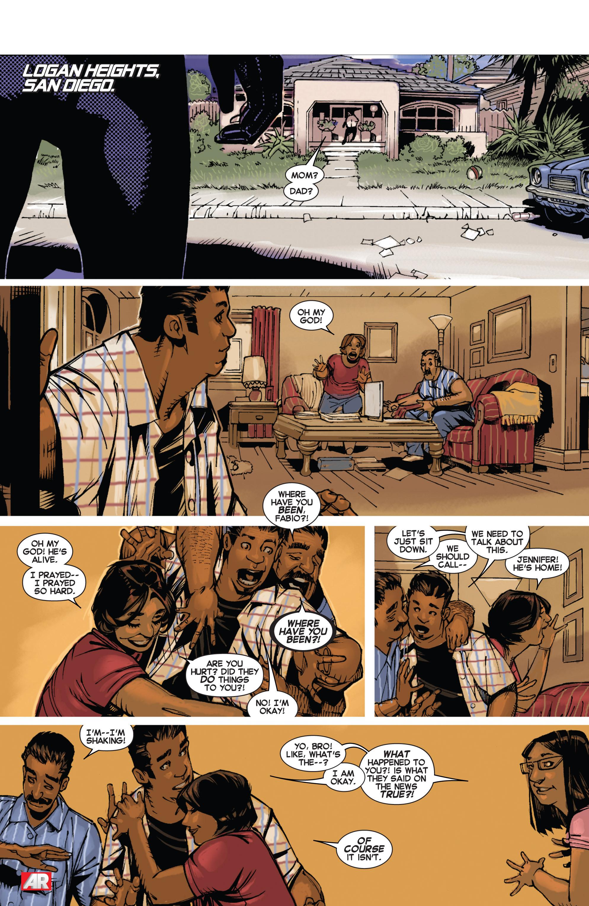 Read online Uncanny X-Men (2013) comic -  Issue # _TPB 2 - Broken - 56