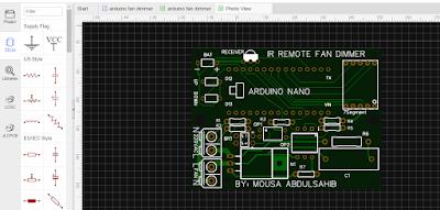 Arduino 220V AC Dimmer