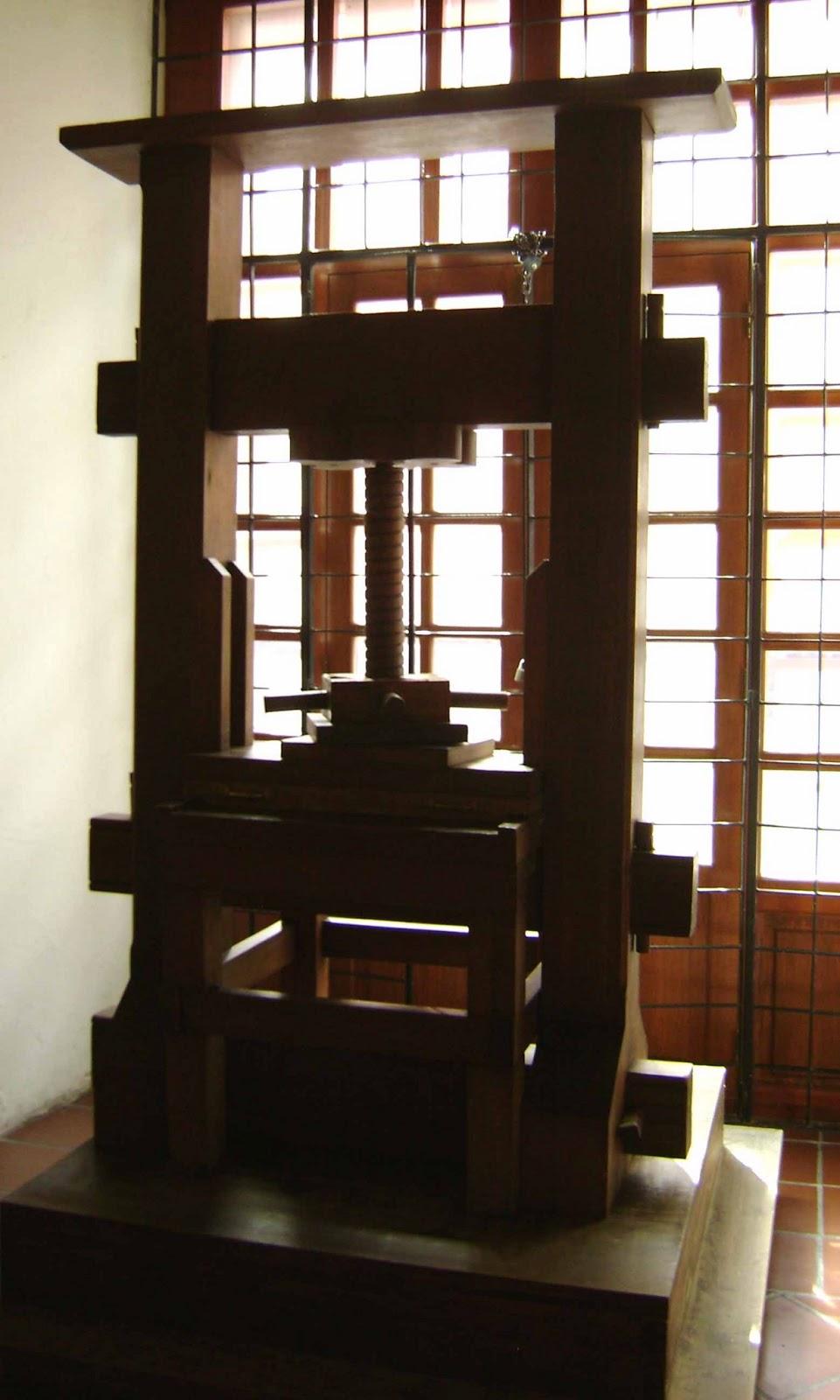 La Casa de la Primera Imprenta de America