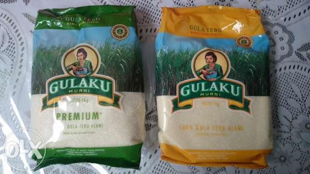 Harga Gula Pasir Gulaku Premium