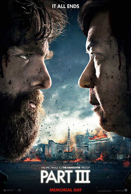 Poster The Hangover Part III (2013) Full HD Movie Download Hindi Dubbed