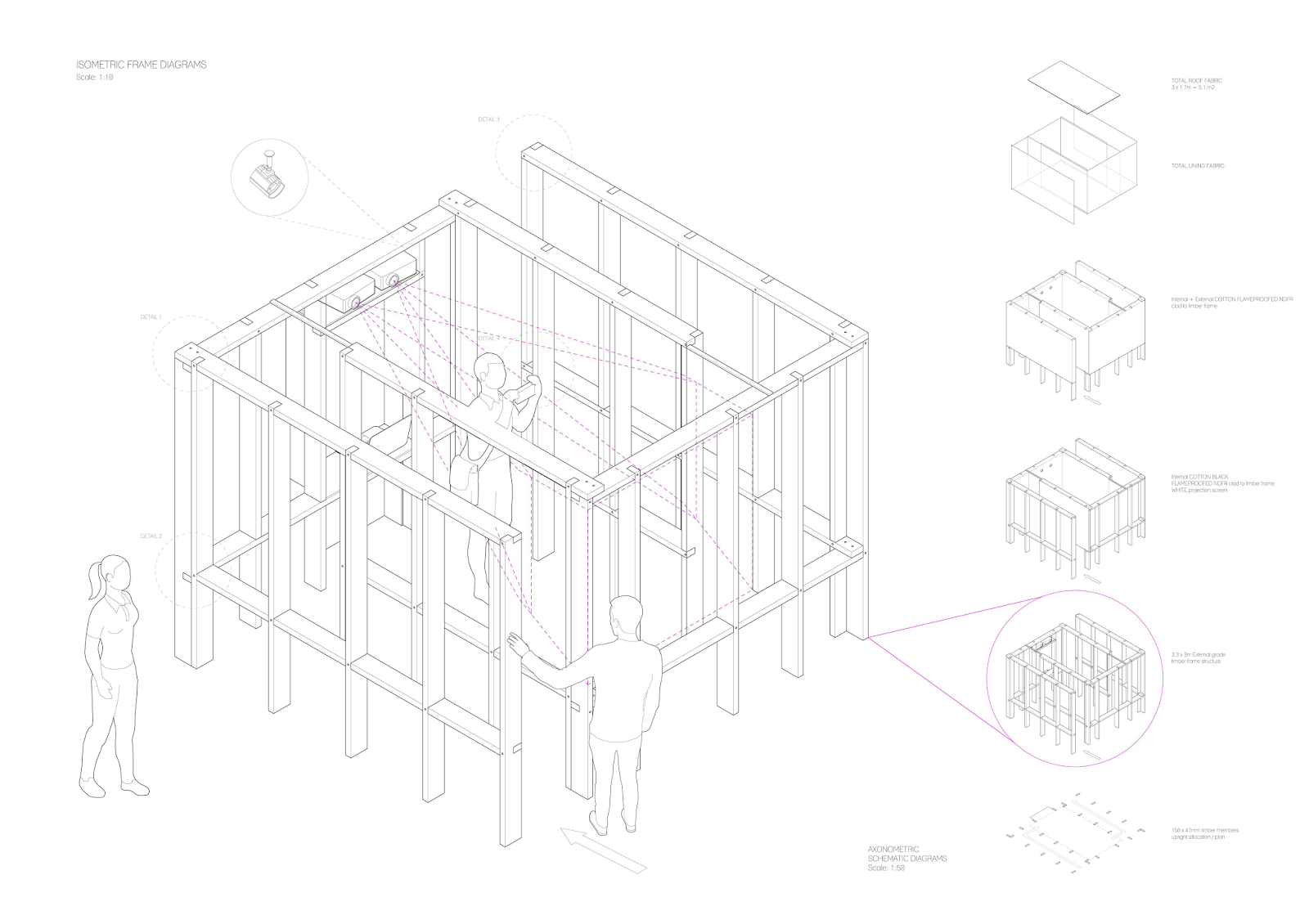 Thinking Architecture Mobius Daydream E Design Drawings