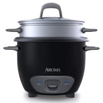 Amira Organic Rice and Rice Cooker Giveaway on Welcoming Kitchen