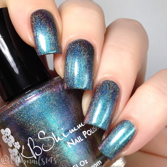 KBShimmer-None Of Your Bismuth