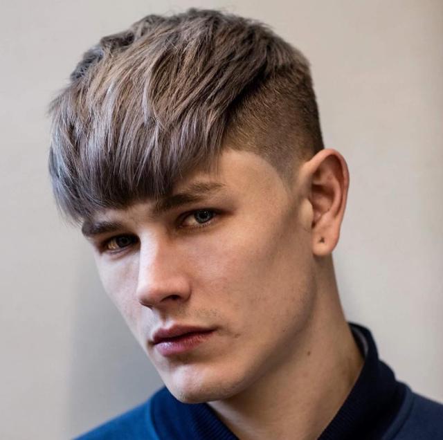 Corte de pelo para hombres los cuadros