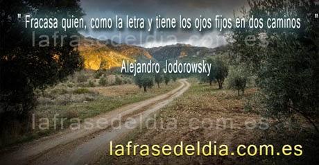 Citas motivadores de Alejandro Jodorowsky