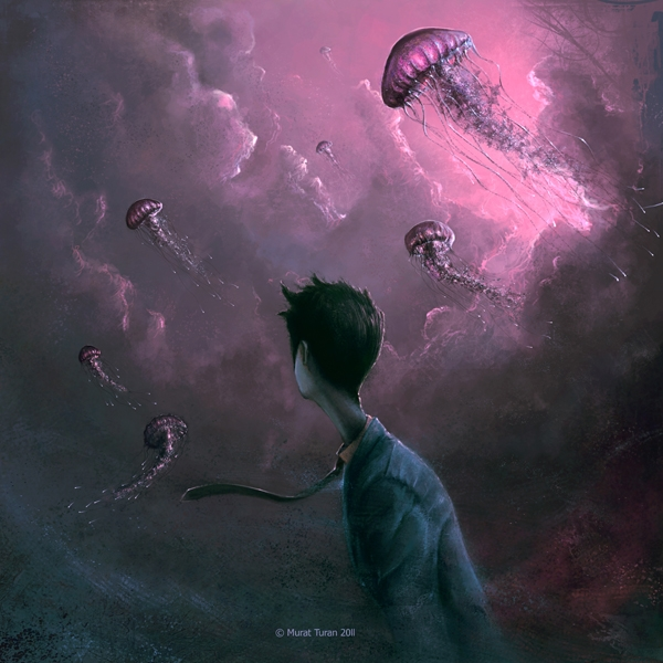 19-The-Beginning-Murat-Turan-Designtu-Nurturing-your-Imagination-in-Surreal-Art-www-designstack-co