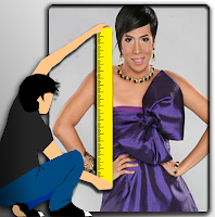 What is the height of Vice Ganda?
