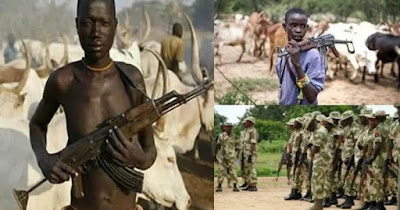 Armed Fulani Herdsmen and Nigerian Army
