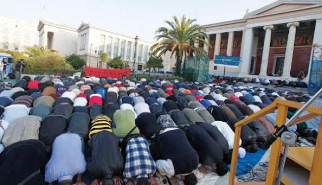 Πώς η Ελλάδα γίνεται αργά και σταθερά θύλακας του Ισλάμ!