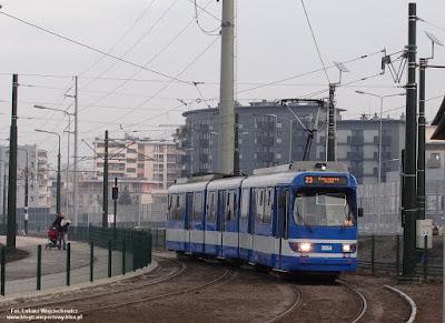 Duewag GT8S z MPK Kraków