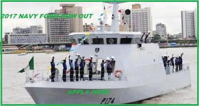 Navy Recruitment Aptitude Test Date is 7 October 2017
