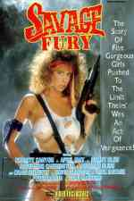 Savage Fury 1985