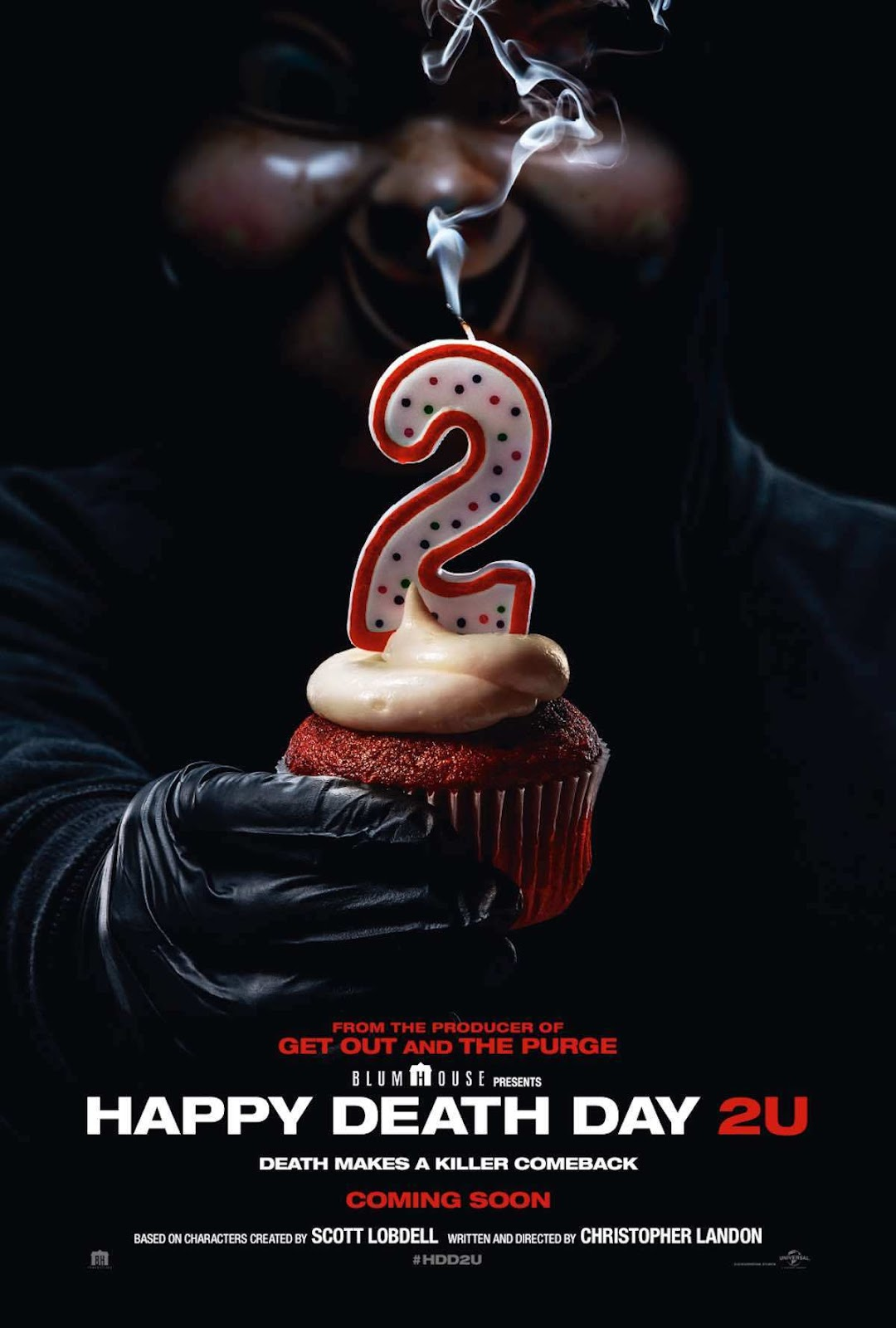 10th Circle | Horror Movies Reviews: Review: Happy Death Day 2U