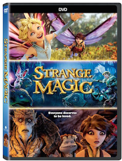 DVD Review: Strange Magic