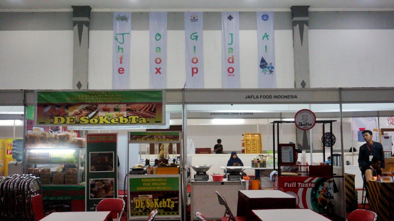 Khasanah Kuliner Jogja Yang Kaya Ada Di Jogja Halal Food Expo