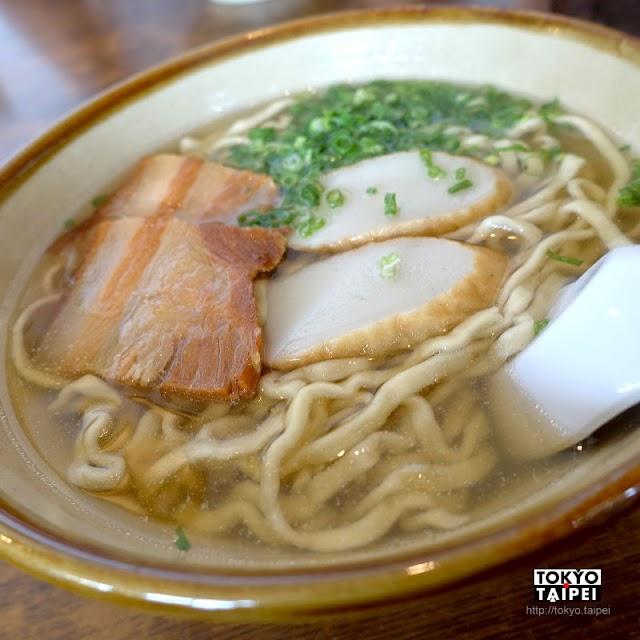 【Nakamura Soba】擁有遼闊海景的自家製麵店 沖繩麵和雜炊飯都好吃