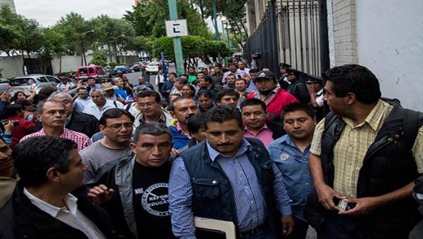 Sesionará mesa de trabajo entre maestros y gobierno en México
