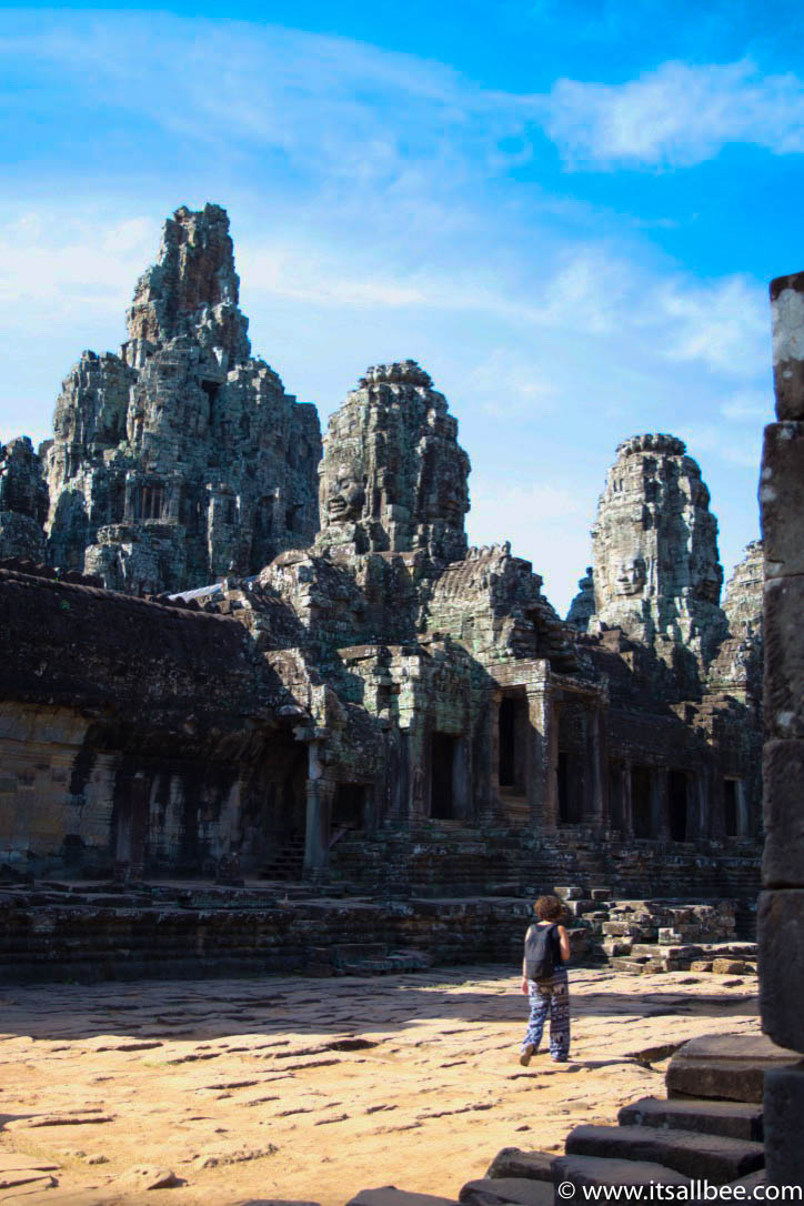 Bayon Temple | My Favourite Temple In Siem Reap and Why You will Love It Too