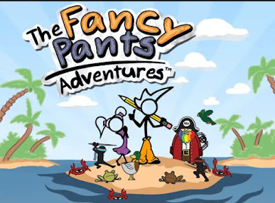 Download Fancy Pants Adventures MOD Apk