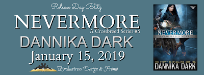 Nevermore Release Day Blitz
