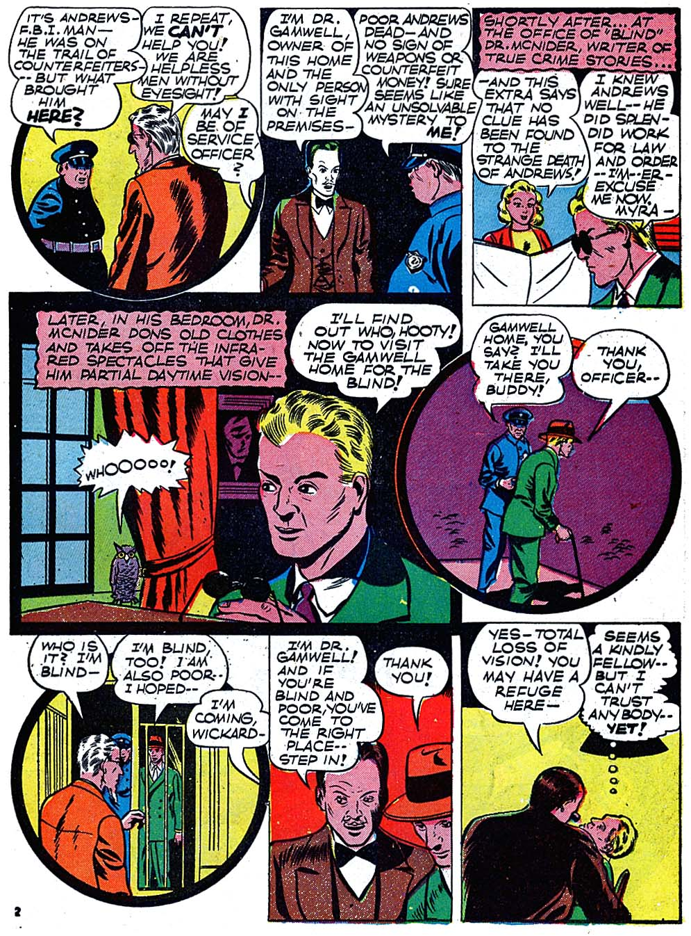 Read online All-American Comics (1939) comic -  Issue #48 - 36
