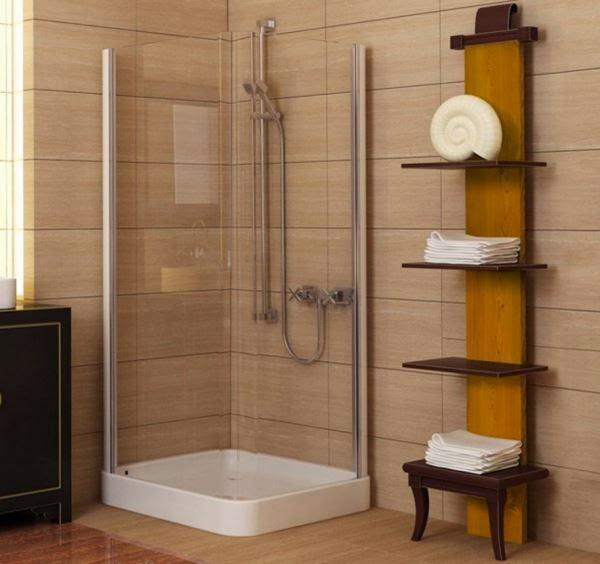 Desain Kamar mandi minimalis yang elegan