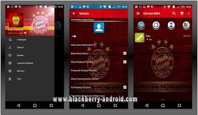 BBM MOD FC Bayern Munchen Themes New V.2.12.0.11 APK