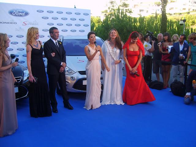 Starlite Gala Marbella –  Estupenda selección de Fotos y comments Aloastyle Magazine. Parte 1ª.