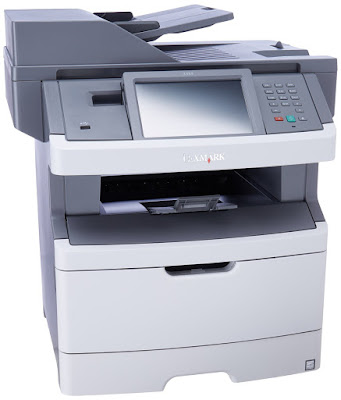 Lexmark X464 Driver Download