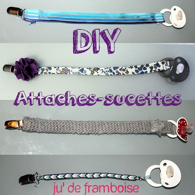 Tuto Attaches-sucettes