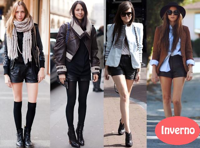 shorts no verão, dicas de moda, fashion, moda, shorts no inverno, summer, winter