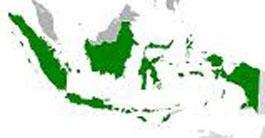 Daftar nama pulau terbesar dan terluas di indonesia