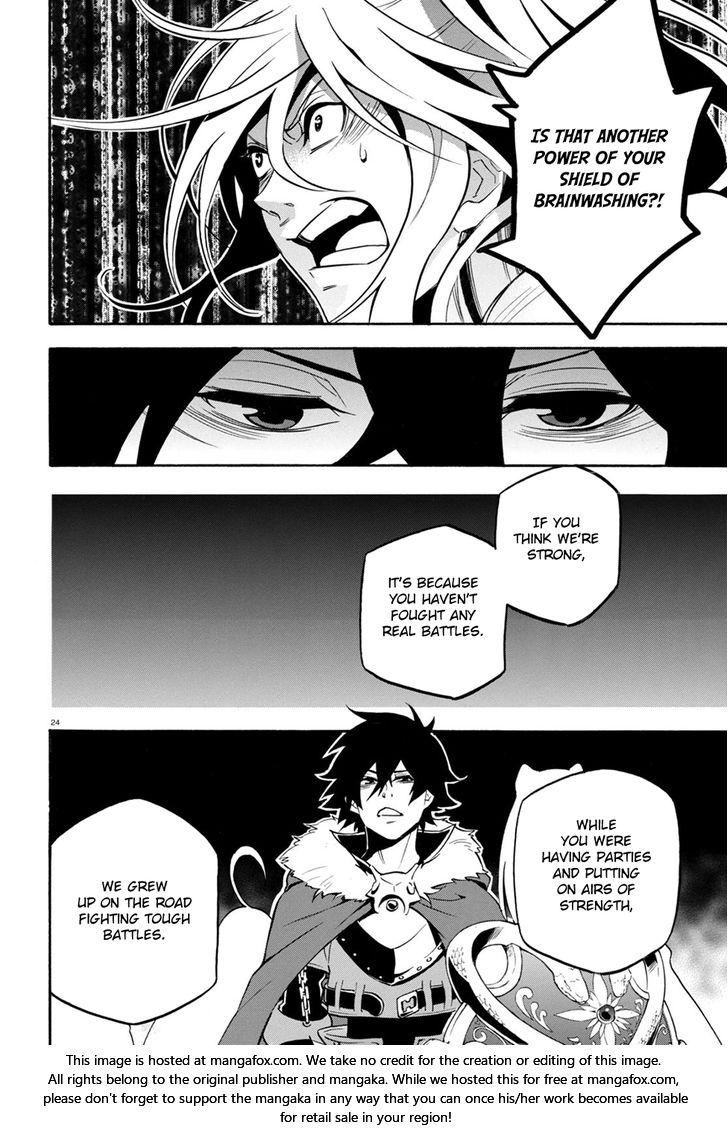 Tate no Yuusha no Nariagari - Chapter 32