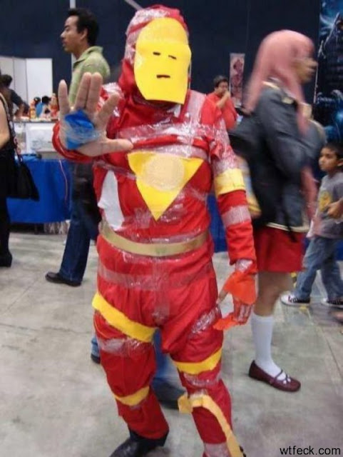 worst comic con iron man costumes