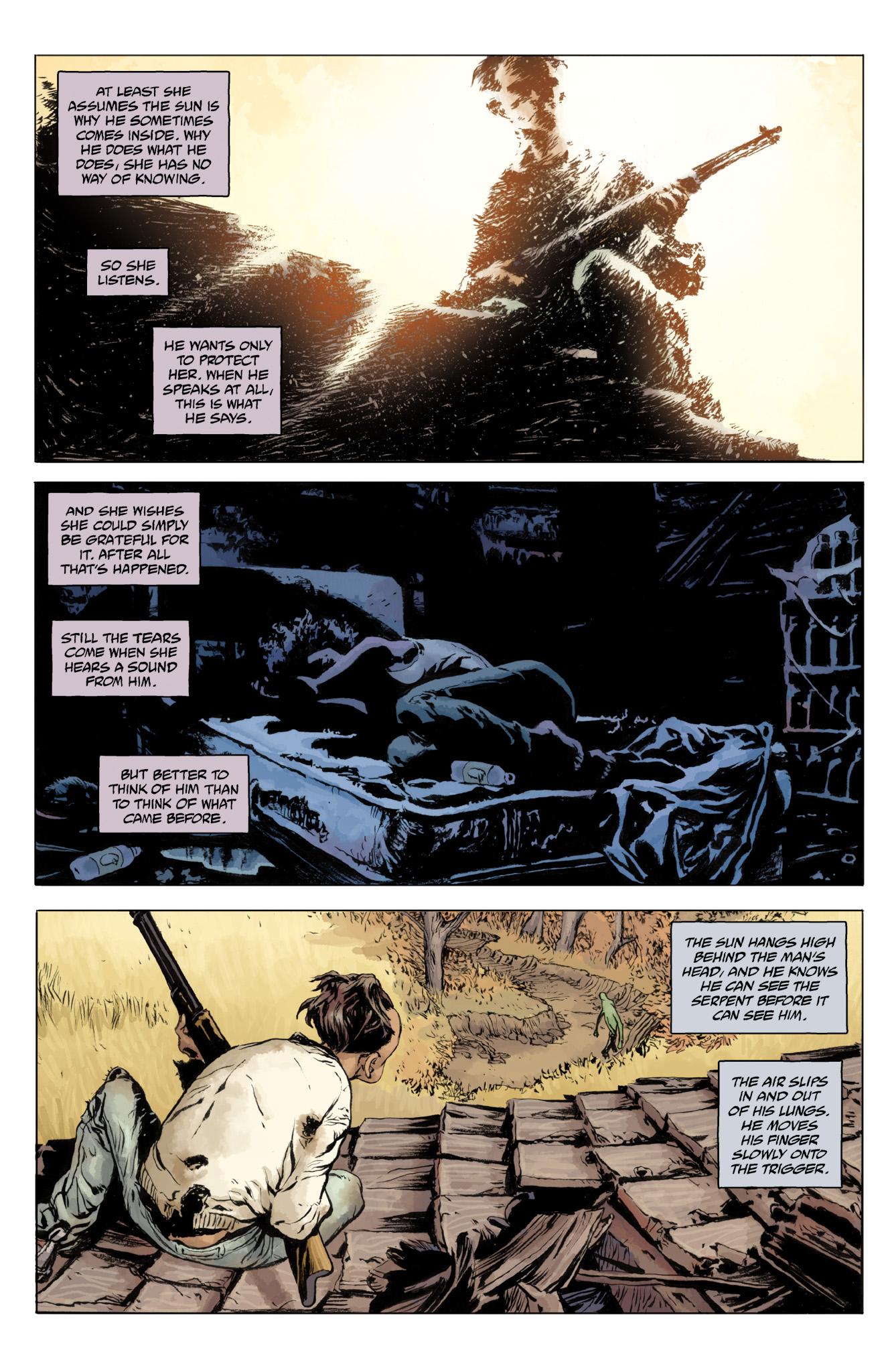 Read online Abe Sapien comic -  Issue #12 - 6