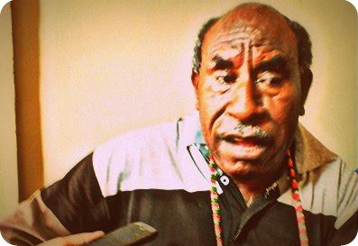 Nerius Katagame Pimpin Lembaga Musyawarah Suku Amungme (LEMASA)