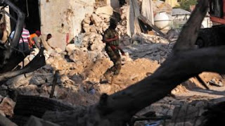 Mogadishu bombings: Top Somali officials fired over deadly blasts