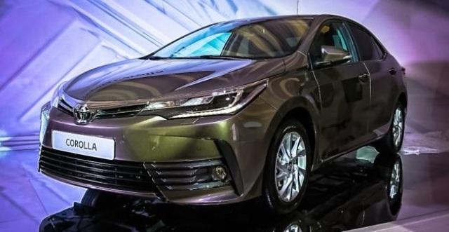 Corolla Facelift