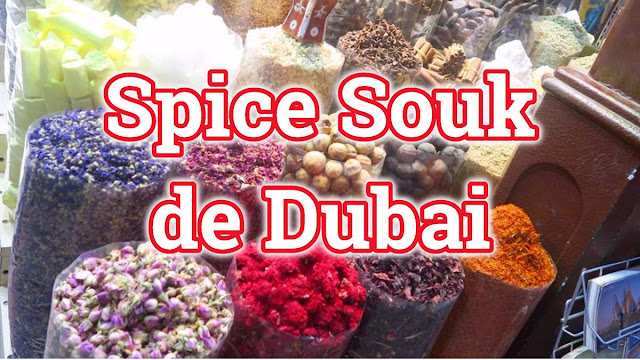 Spice Souk de Duba