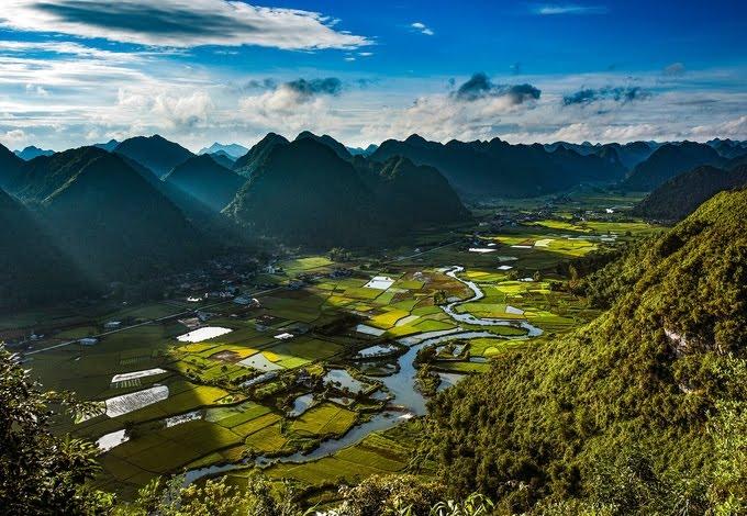 Thung lũng Bắc Sơn - Cảnh đẹp Việt Nam