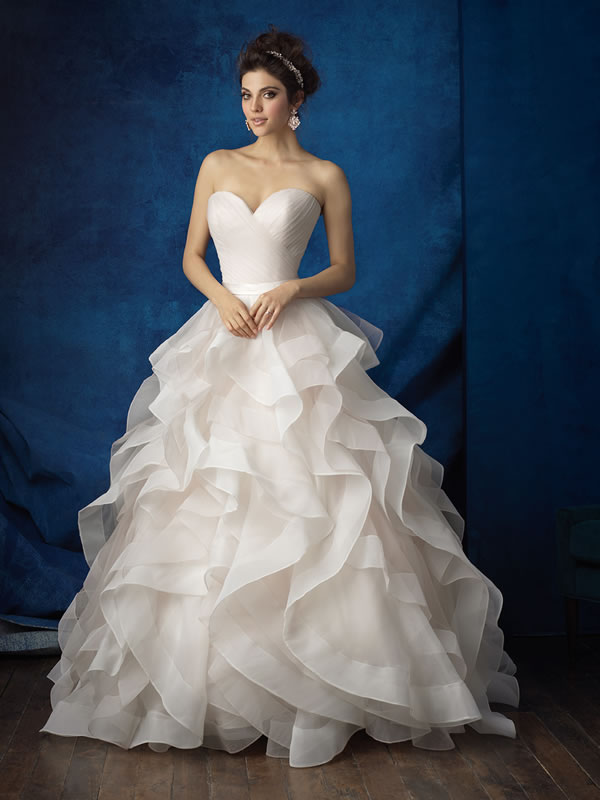 As Soon Your Wedding Dress Arrives At Our Store In Pompano Beach Get First Fitting Scheduled Even If Its A Few Weeks Away