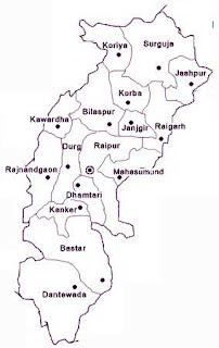 Chhattisgarh 's surprising places for Visit