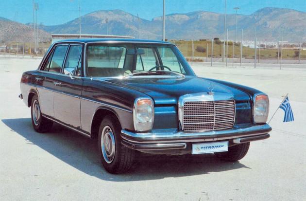 Στο σφυρί η Mercedes του Αλέξανδρου Ωνάση!