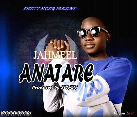 MUSIC: ANATARE - JAHMEEL
