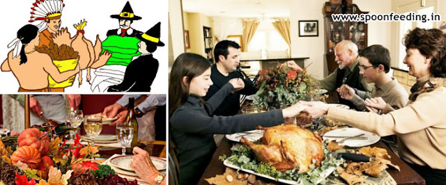 History of Thanksgiving Day and Download Thanksgiving Wallpapers 2016